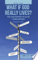 What If God Really Lives  Book