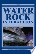 Water Rock Interaction  Two Volume Set