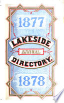 The Lakeside Annual Directory of the City of Chicago