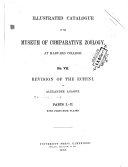 Pdf Memoirs of the Museum of Comparative Zool̈ogy at Harvard College