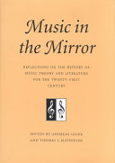 Pdf Music in the Mirror