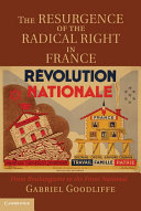 The Resurgence of the Radical Right in France