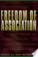 Free Freedom of Association Read Online