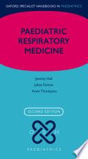 Paediatric Respiratory Medicine Book PDF