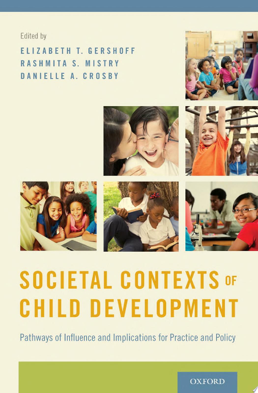 Societal Contexts of Child Development