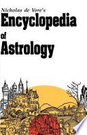Encyclopedia of Astrology Book