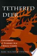 Tethered Deer