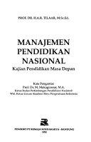 Manajemen Pendidikan Nasional