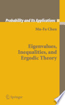 Eigenvalues Inequalities And Ergodic Theory