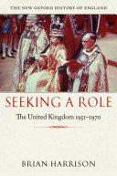 Seeking a Role Pdf