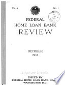 Federal Home Loan Bank Review