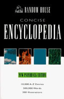 Random House Concise Encyclopedia
