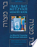 The Bar/Bat Mitzvah Memory Book