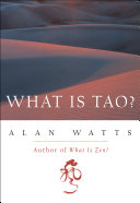 Pdf What Is Tao?