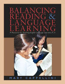 Balancing Reading & Language Learning