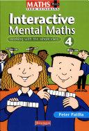 Interactive Mental Maths
