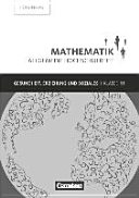 Mathematik Klasse 11. Lösungen zum Schülerbuch. Allgemeine Hochschulreife Gesundheit, Erziehung und Soziales