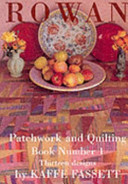 Rowan Patchwork & Quilting Book