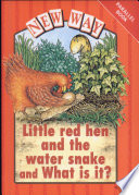 Books - Little Red Hen and The Water Snake and What Is It? | ISBN 9780174015352