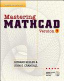Mastering Mathcad Version 7 Book PDF