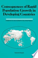 Consequences of Rapid Population Growth in Developing Countries