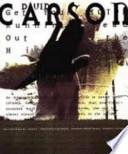 David Carson - Zeichen der Zeit - Graphikdesign aus Kalifornien, David Carson - Schriftbilder - Bildwelten