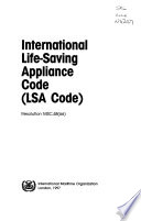 International life-saving appliance code (LSA Code)