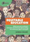 Equitable Education Pdf/ePub eBook