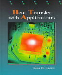 Heat Transfer With Applications Book PDF
