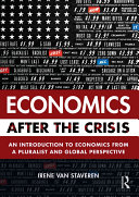 Economics After the Crisis Pdf/ePub eBook
