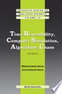 Time Reversability, Computer Simulation, Algorithms, Chaos