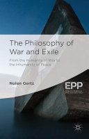 The Philosophy of War and Exile [Pdf/ePub] eBook