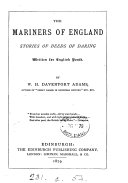 The mariners of England, stories of deeds of daring