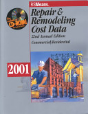 Means Repair and Remodeling Cost Data