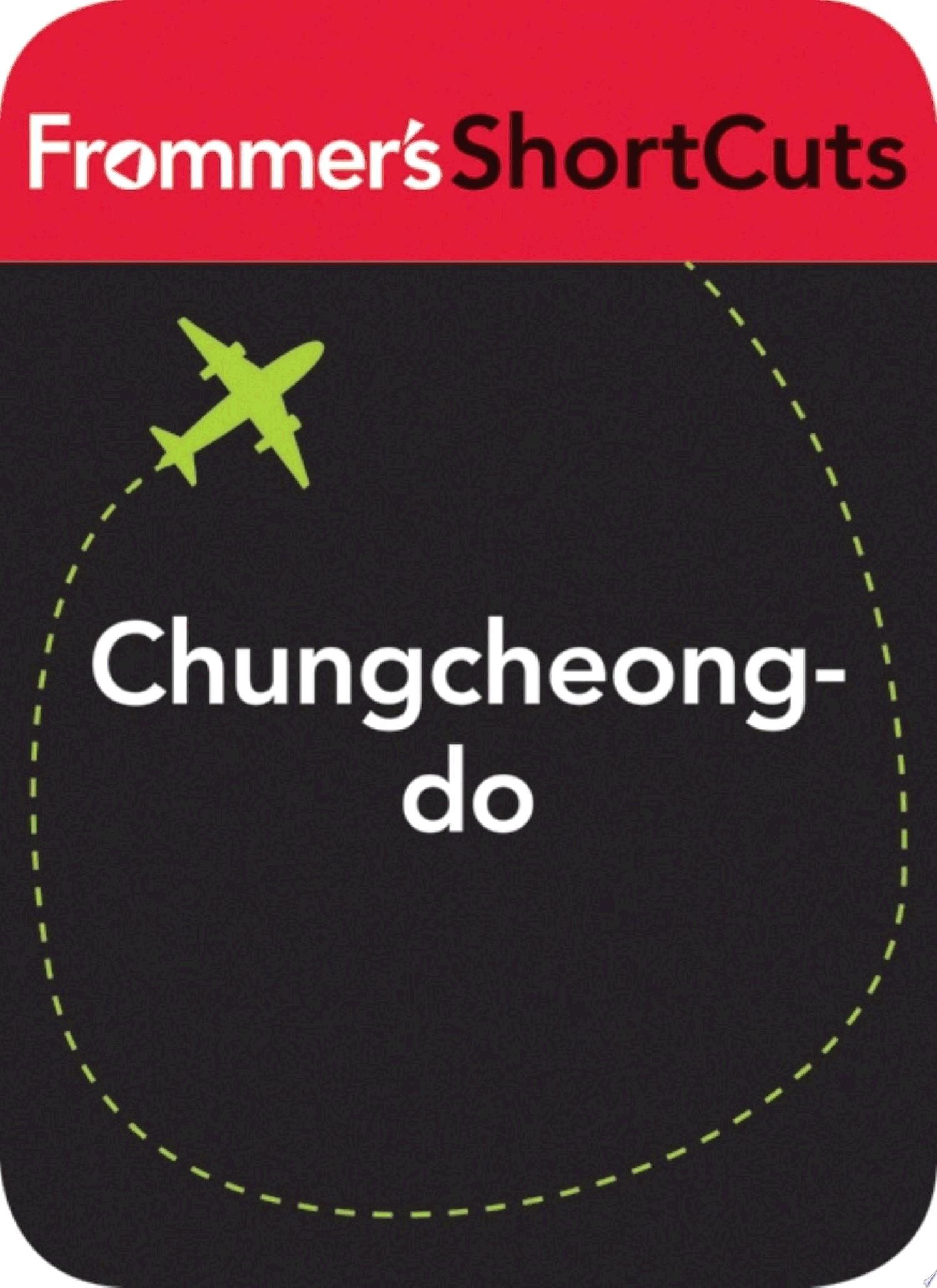 Chungcheong do  South Korea