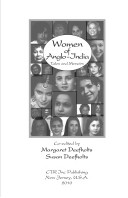 Women of Anglo India