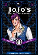 JoJo's Bizarre Adventure: Part 3--Stardust Crusaders