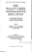 The Walnut Creek Contraceptive Drug Study  Findings in oral contraception users and nonusers at entry into the study