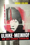 Ulrike Meinhof and West German Terrorism