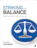 Striking the Balance Pdf/ePub eBook