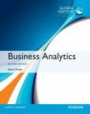 Business Analytics  Global Edition