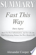 Summary of Fast This Way