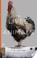 Cover of The Lives of Animals
