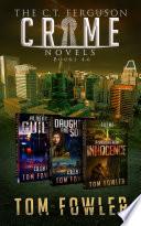 The C T  Ferguson Crime Novels