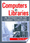 Cover of Computers in Libraries