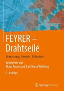 FEYRER - Drahtseile