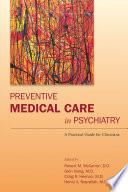 Preventive Medical Care in Psychiatry Book