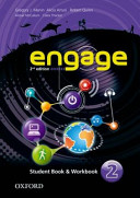 Engage Level 2: Student Book and Workbook with MultiROM