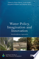 Water Policy  Imagination and Innovation