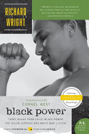 link to Black power : three books from exile : Black power, the Color curtain, and White man, listen! in the TCC library catalog